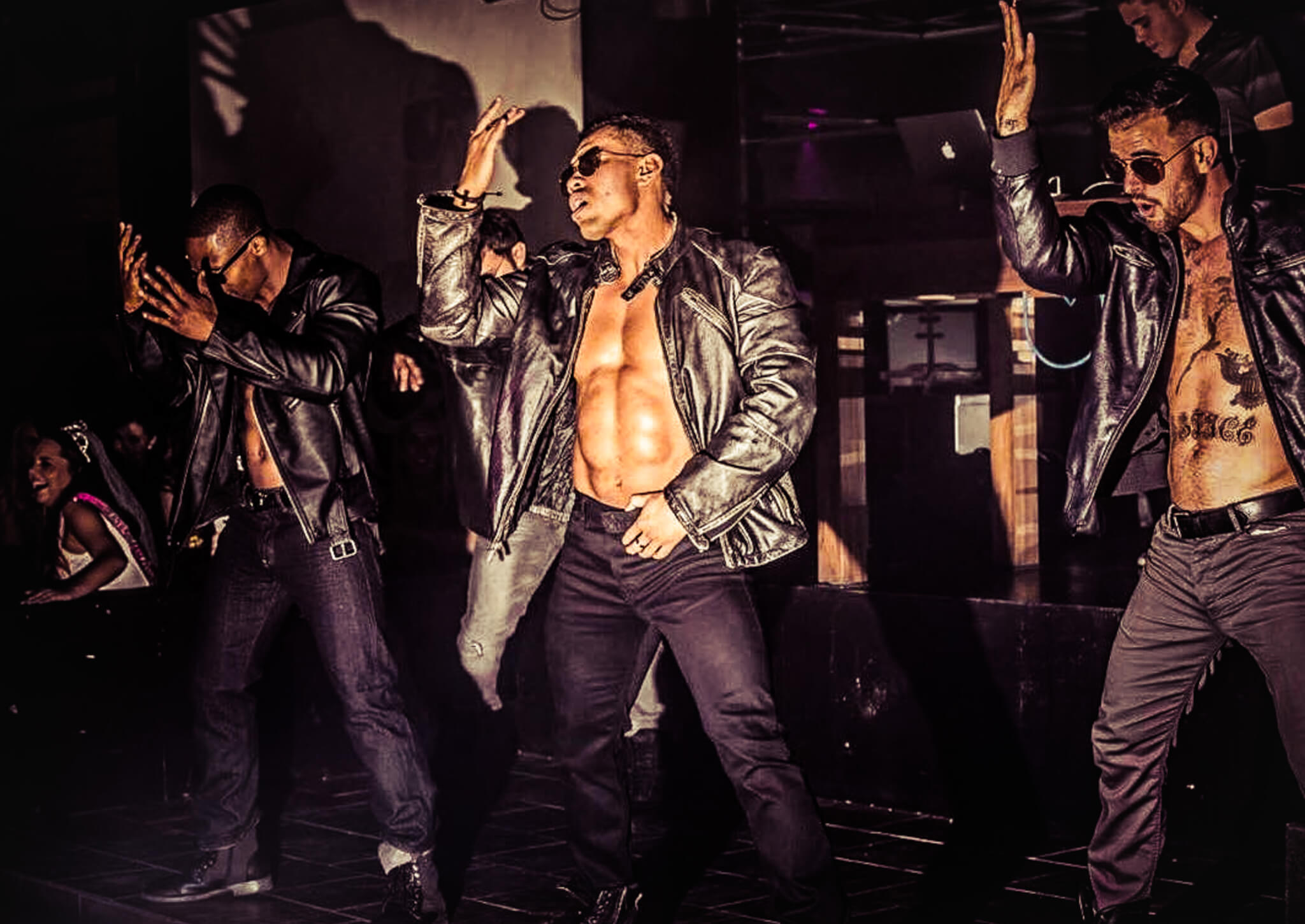 Bad Boys Live, Chicago, male strippers, male revue, exotic male dancers